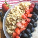 Steel-Cut Oat Breakfast Bowls