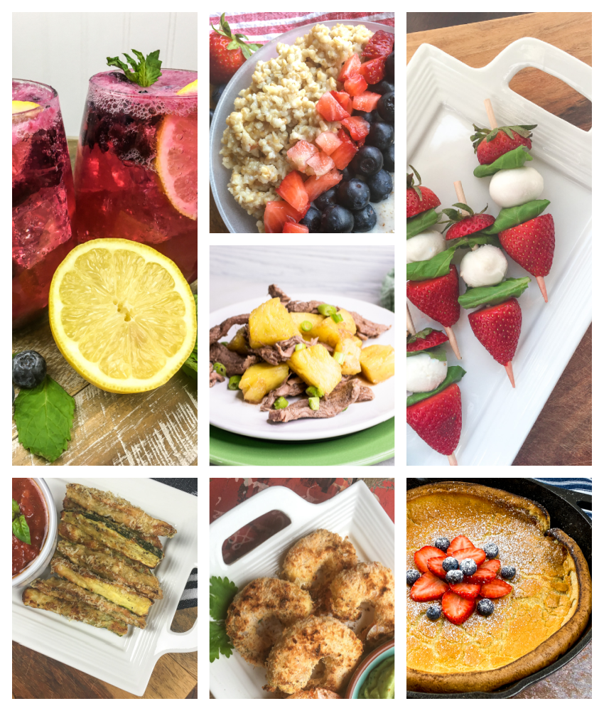 before and after lunch homepage image